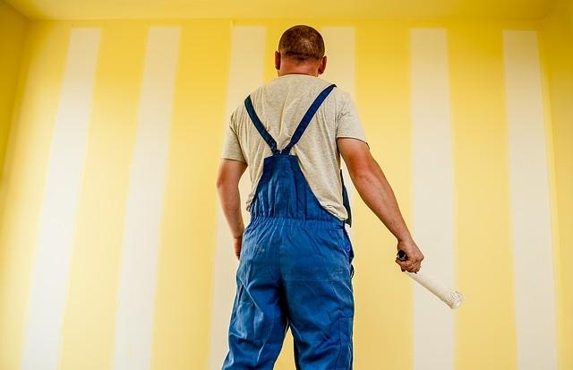 Mitarbeiter T-Shirt Druck für Malerbetriebe