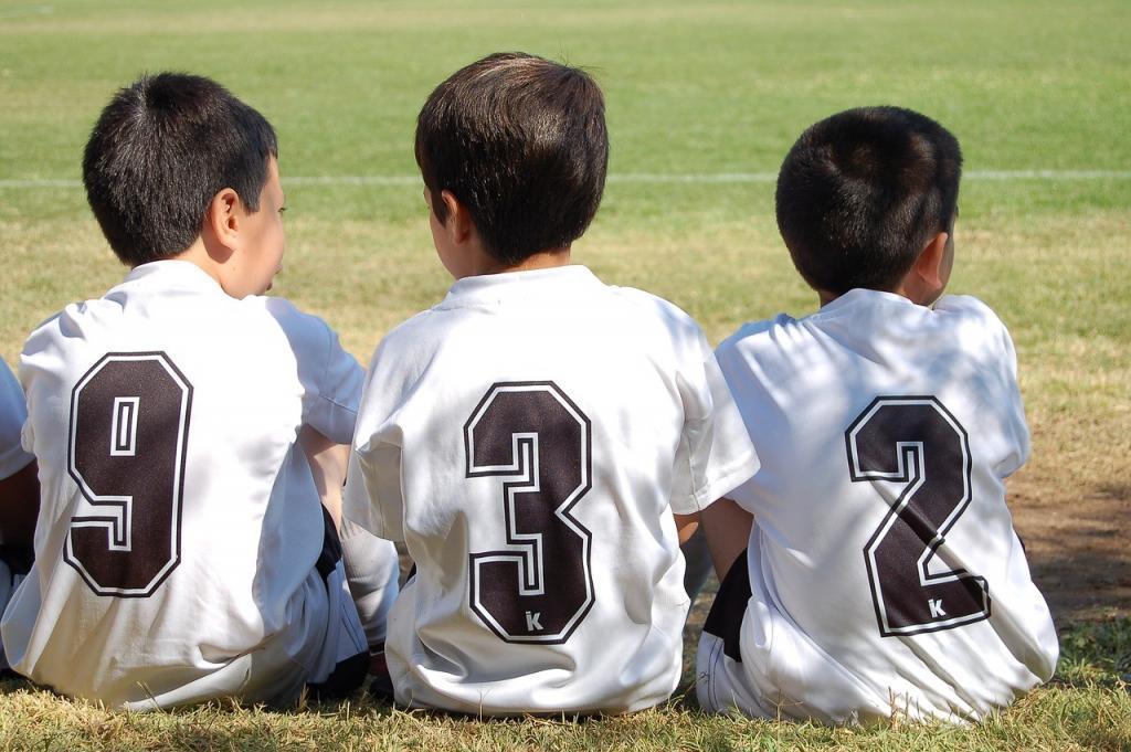 T-Shirts bedrucken Kindergrößen