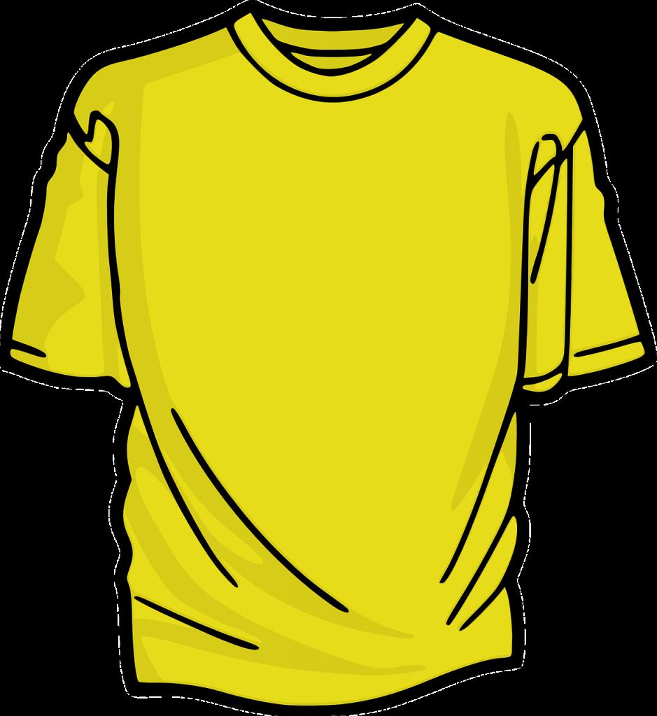T-Shirt vorne und hinten bedrucken