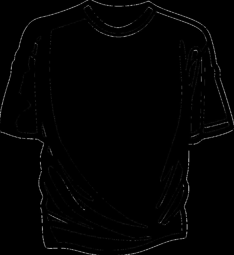 Shirt mit Logo